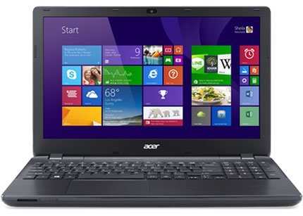 "Ноутбук Acer Extensa EX2519-C33F NX.EFAER.058 Celeron N3060-1.60ГГц/ 4Гб/ 500Гб/ HDG/ LAN/ WiFi/ BT/ WebCam/ 15.6"" 1366x768/ W10 H черный"