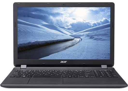 "Ноутбук Acer Extensa 15 EX2540-55HQ NX.EFHER.016 Core i5 7200U-2.50ГГц/ 6Гб/ 1000Гб/ HDG/ DVD±RW/ LAN/ WiFi/ BT/ WebCam/ 15.6"" 1920x1080/ Linux черный"